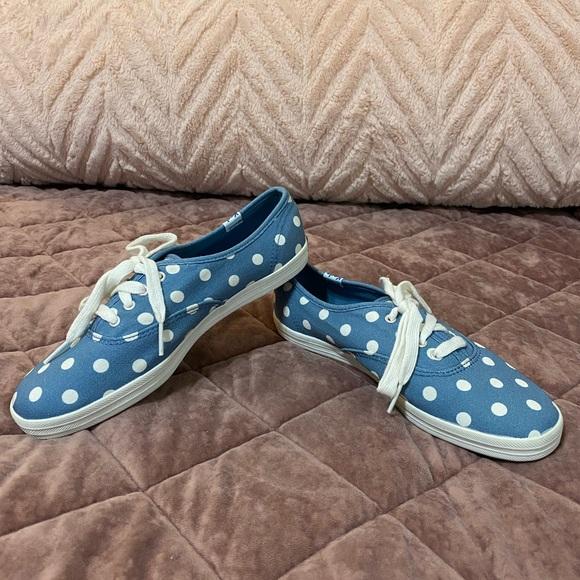 Keds Polka Dot Sneaker
